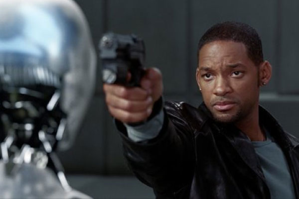 Will Smith iRobot