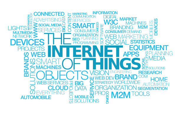 Internet of Things Word Cloud