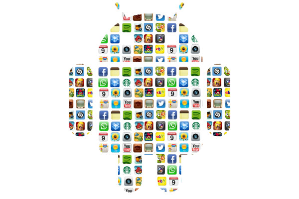 Android Apps Reach 1 Million